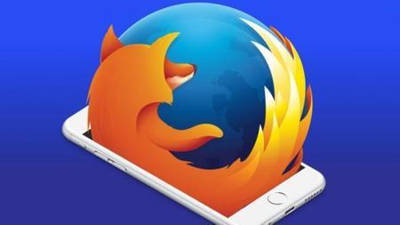 Así luciría la versión de Firefox para iOS