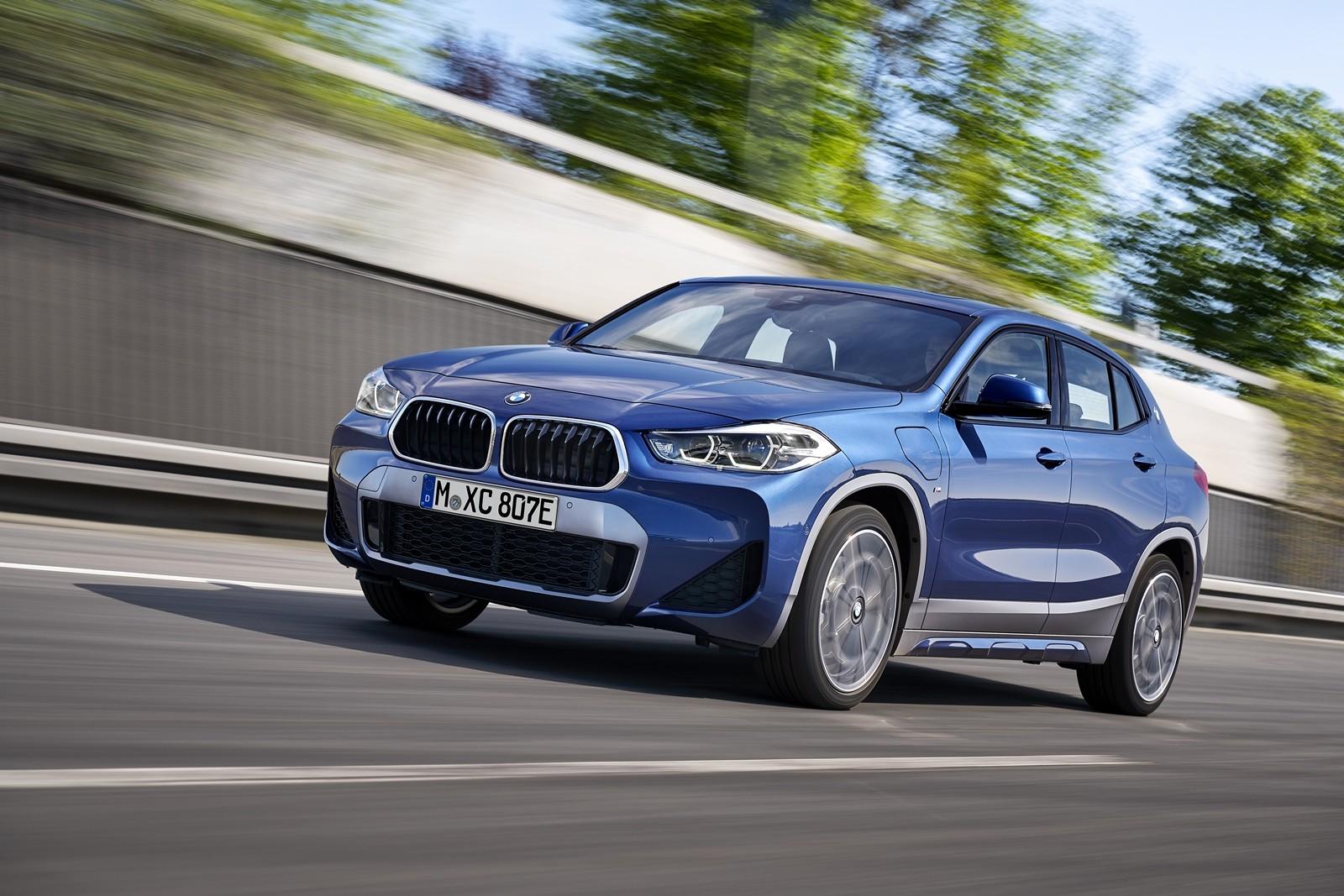 Foto de BMW X2 xDrive25e 2021 (12/53)