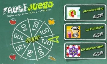 Recetas divertidas y juegos en Alimentacion.es