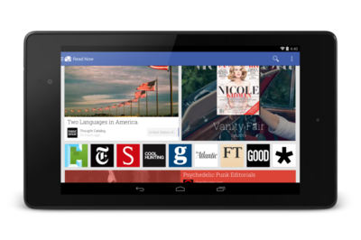 Google Play Kiosco para Android, el sucesor de Currents y Play Magazines