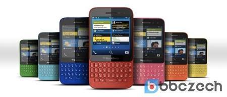 Rumor: El BlackBerry Q5 llegaría al mercado en diversos colores