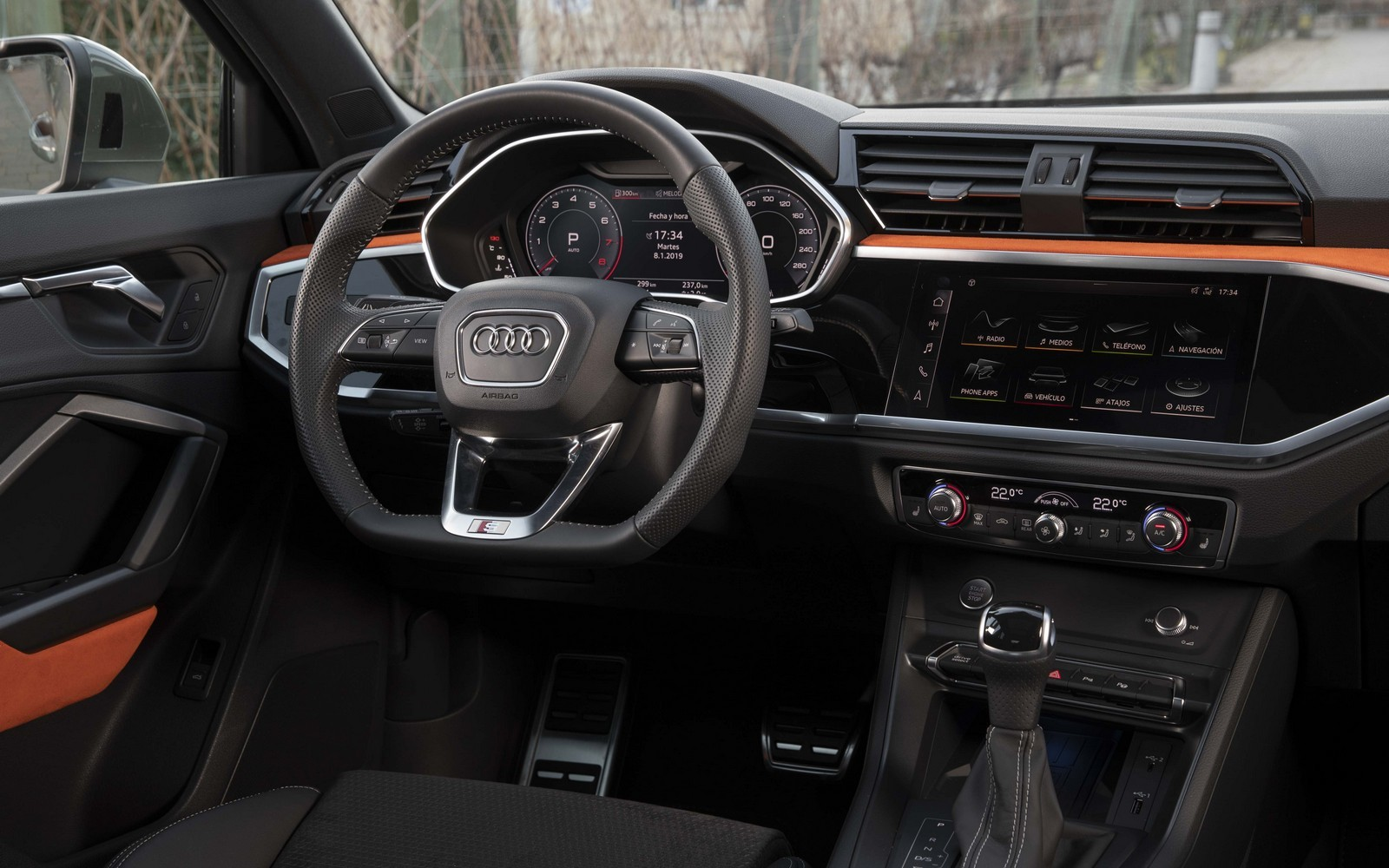 Foto de Audi Q3 2019 (47/50)