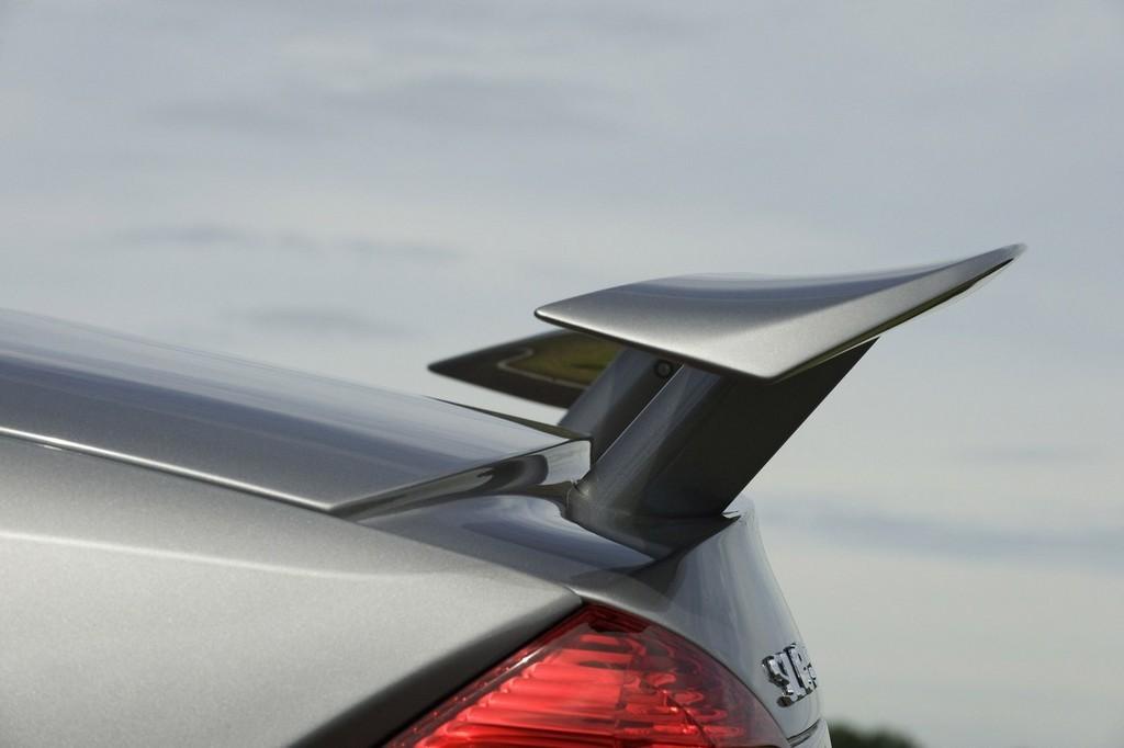 Foto de Mercedes-Benz SL 65 AMG Black Series (26/44)