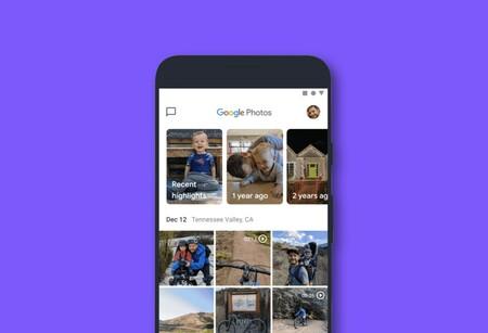 Google Fotos añade nuevas funciones para crear un efecto 3D y de movimiento en las imágenes, detectando por IA la profundidad