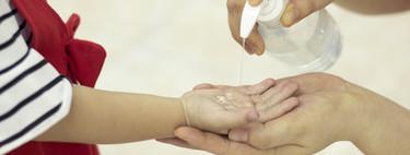 Mucho cuidado con el uso de geles de hidroalcohol en verano: una incorrecta aplicación y conservación puede conllevar riesgos