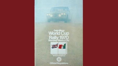 Rally Londres a México: La historia de un rally transcontinental con un mundial de fútbol como pretexto