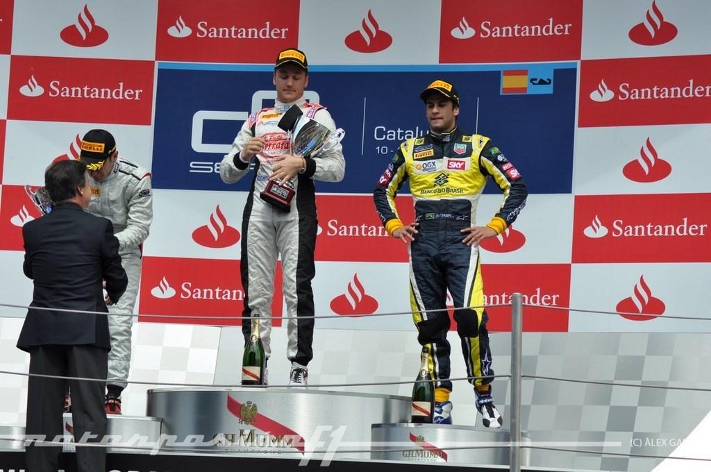 Foto de GP2 2013 Barcelona (47/138)