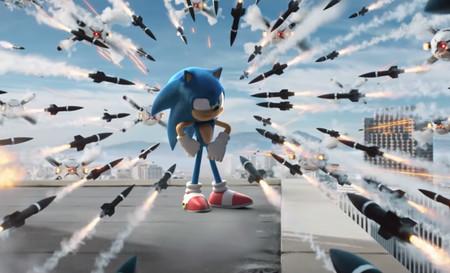 Así luce el diseño del Sonic original si lo ponemos en el tráiler de Sonic: La Película