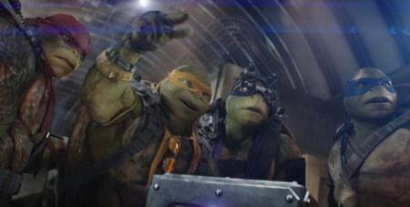 Tortugas Ninja Turtles Fuera De Las Sombras