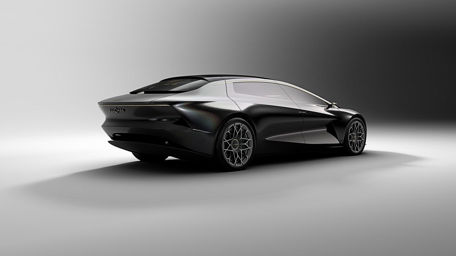 Foto de Lagonda Vision Concept (2/23)