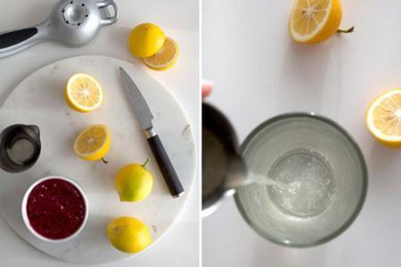 receta cóctel Gin and Jam