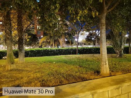 Huawei Mate 30 Pro Auto Noche 01