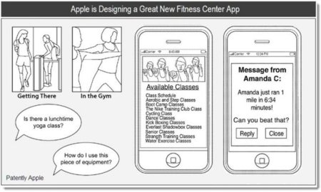 Fitness Center, patente de una posible nueva aplicación deportiva de Apple