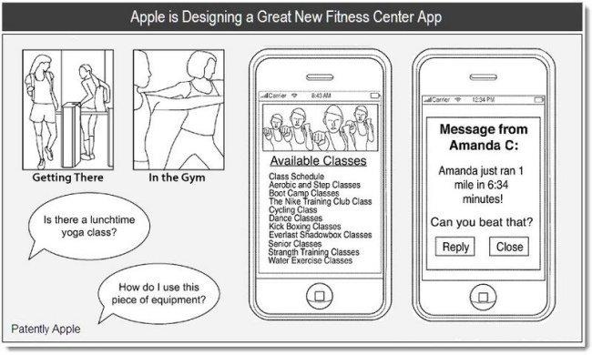 Fitness Center App