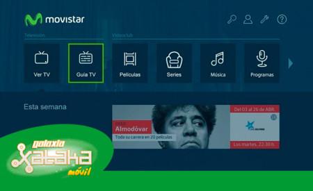 Movistar TV en cualquier dispositivo, primer contacto con HTC One Mini y más. Galaxia Xataka Móvil