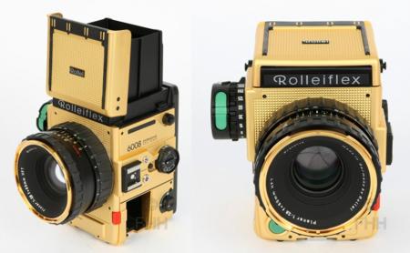 Aparecen en eBay 21 prototipos de cámaras Rolleiflex por 177.995 dólares