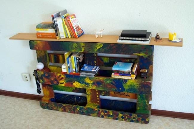 Kpdesign Palette Shelf Complete