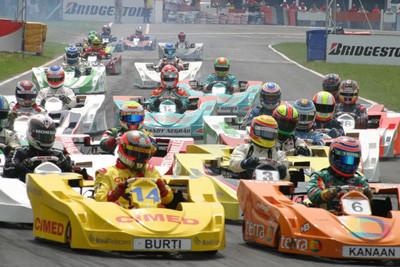 Schumacher vence en el Desafío de las Estrellas