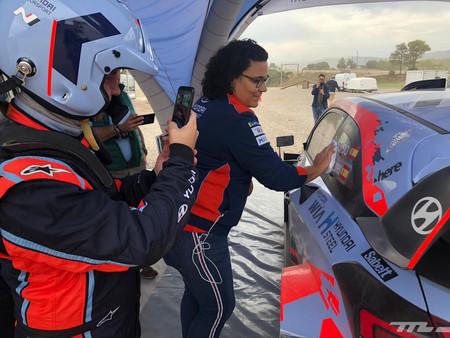 Copilotaje Dani Sordo Hyundai i20 WRC