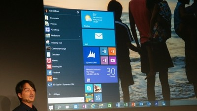 Ya hay 1 millón de usuarios probando Windows 10 Tech Preview