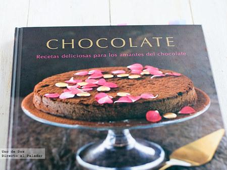 Chocolate, recetas deliciosas para los amantes del chocolate. Libro de recetas