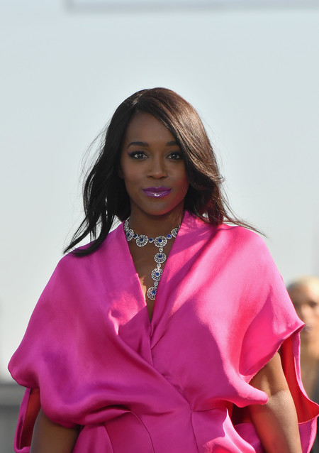 Loreal Runway Beauty Boyko Aja Naomi King278