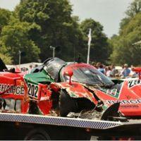 ¿Recuerdas al Mazda 767B que se destrozó en Goodwood 2015? En unos días volverá a los circuitos