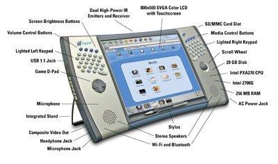 Linux también en los Tablet PC