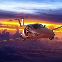 Samson Sky afirma tener 800 reservas para su auto volador