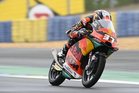 Acosta Francia Moto3 2021
