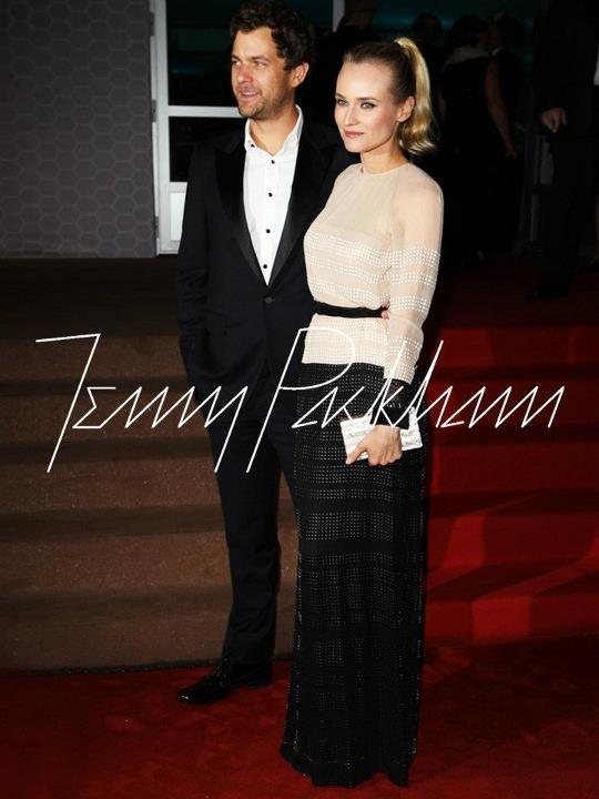 Jenny Packham alfombra roja
