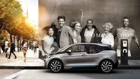 BMW i3 en la calle