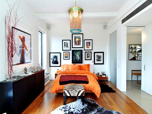 Casas de famosos: la casa de Jennifer Aniston (II)