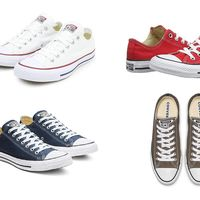 ¿Qué tallas tenemos de las zapatillas Converse Chuck Taylor All Star Season Ox por menos de 40 euros en Amazon?