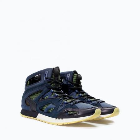 Sneakers Rebajas Zara Trendencias Hombre