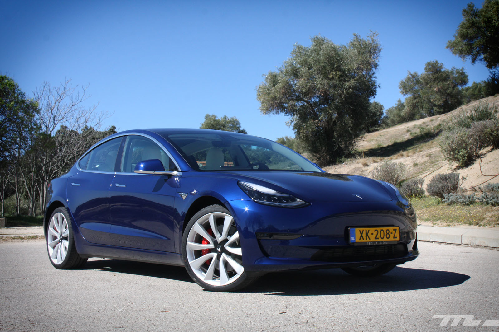 Foto de Tesla Model 3 Performance (prueba) (43/54)