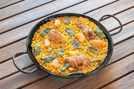 Paseo gastronómico - Paella - 2