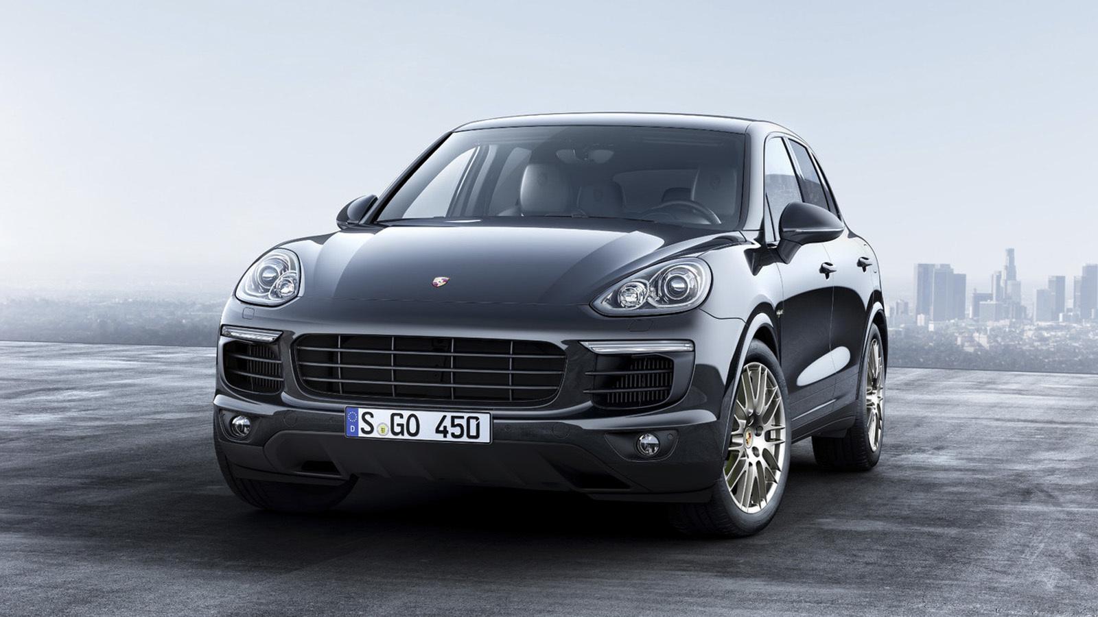 Foto de Porsche Cayenne Platinum Edition (1/6)