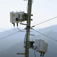 Ni fibra óptica ni ondas, Google está utilizando rayos de luz para transmitir datos y ofrecer Internet