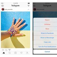 Instagram lanza una función para que los usuarios puedan silenciar a sus amigos sin dejarlos de seguir