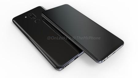 Nuevas filtraciones del LG G7: cámara con apertura f/1.5, botón físico para funciones IA y notch