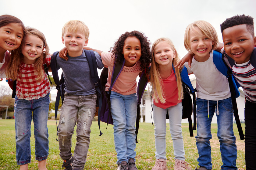 Cómo educar a los niños contra el racismo y la discriminación