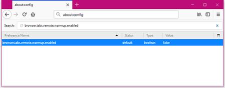 Firefoxtabwarming