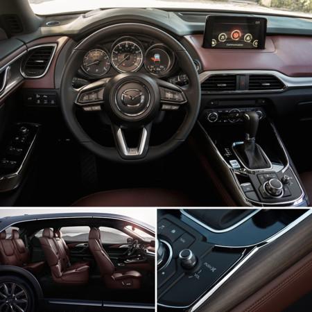 Nuevo Mazda Cx 9 Y T 250 Que Cre 237 As Que Los Suv De Siete
