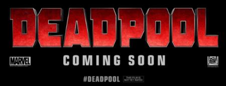 Logo oficial de Deadpool