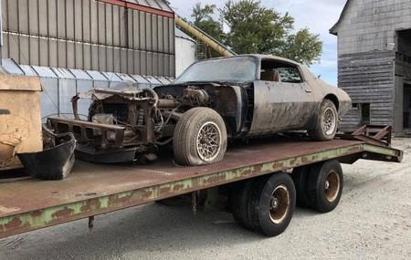 Descubren Pontiac Trans Am De Steve Mcqueen 1