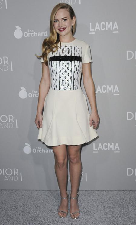 Britt Robertson Dior