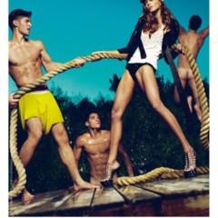 Foto 9 de 12 de la galería dsquared2-campana-primavera-verano-2010-mas-musculos-para-la-coleccion en Trendencias Hombre