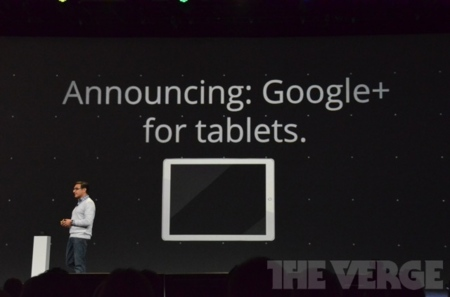 google plus tablet