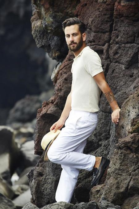 Hombres con estilo Matthew Zorpas the gentleman blogger